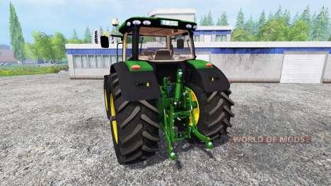 John Deere 6190R für Farming Simulator 2015