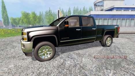 Chevrolet Silverado 2500 für Farming Simulator 2015