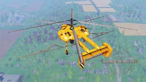 Ka-26 v3.0 für Farming Simulator 2015