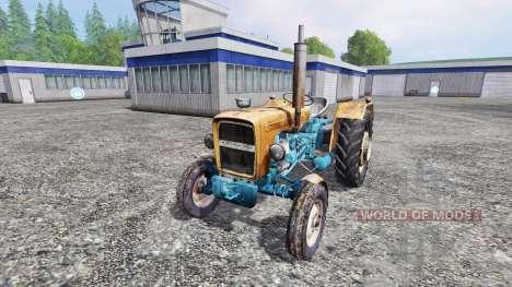 Ursus C-330 1970 [original] für Farming Simulator 2015
