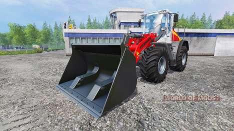 Liebherr L538 [red] für Farming Simulator 2015