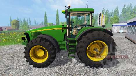 John Deere 8520 [washable] pour Farming Simulator 2015