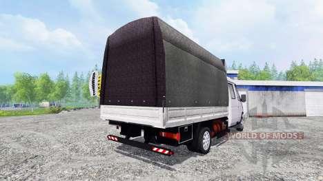 GAZ-3310 Valdai v0.5 für Farming Simulator 2015