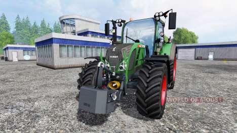 Fendt 716 Vario pour Farming Simulator 2015