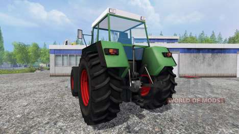Fendt Favorit 614 LSA Turbomatik v1.1 pour Farming Simulator 2015