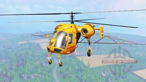 Ka-26 v3.0 pour Farming Simulator 2015