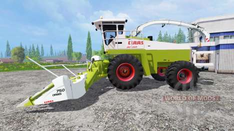 CLAAS Jaguar 685 [washable] pour Farming Simulator 2015