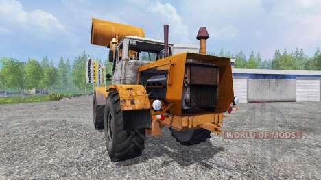 T-156 [orange] für Farming Simulator 2015