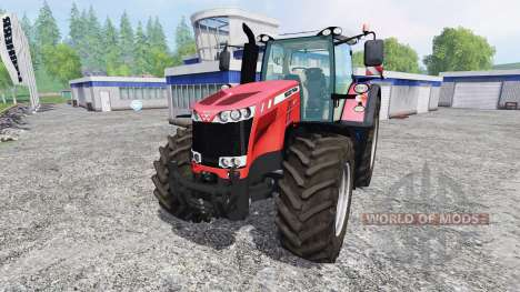 Massey Ferguson 8737 für Farming Simulator 2015