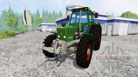 Deutz-Fahr D 10006 für Farming Simulator 2015