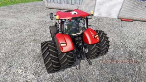 Case IH Puma CVX 165 FL v1.6.1 pour Farming Simulator 2015