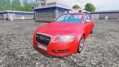 Audi A6 (C6) [feuerwehr]