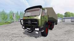 Mercedes-Benz NG 1632 6x6