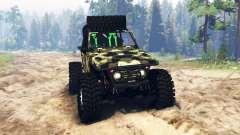 Suzuki Samurai Crawler v2.0 für Spin Tires