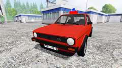 Volkswagen Golf I GTI [feuerwehr]