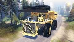 Camion minier Godzilla v3.0 pour Spin Tires