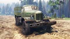 ZIL-157 [Truman] pour Spin Tires