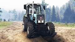 MTZ-Belarus 1221.2 v2.0 für Spin Tires