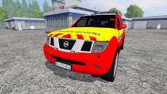 Nissan Pathfinder UMPS