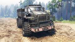 Ural-4320 [grizzly] pour Spin Tires