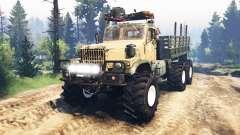 KrAZ-255 [Ding] v2.0 für Spin Tires