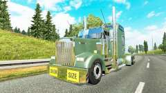 Kenworth W900L 2000 v1.6 für Euro Truck Simulator 2