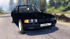 BMW 750Li (E38) v2.0 für Spin Tires