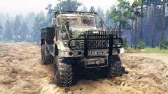 Kraz-255 pour Spin Tires