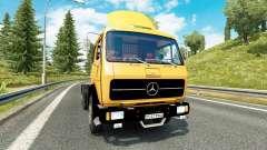 Mercedes-Benz 1632 v2.0 pour Euro Truck Simulator 2