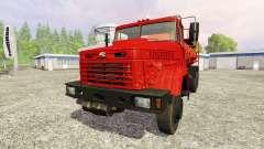 Der KrAZ-65053