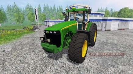 John Deere 8520 [washable] für Farming Simulator 2015