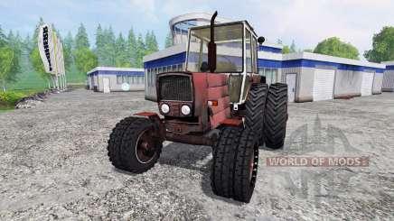 UMZ-6KM v2.0 für Farming Simulator 2015