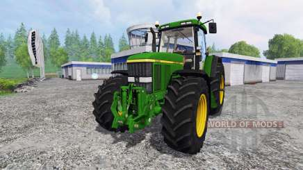 John Deere 7810 [washable] v2.1 pour Farming Simulator 2015