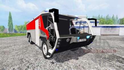 Rosenbauer Panther 6x6 CA5 v1.1 für Farming Simulator 2015