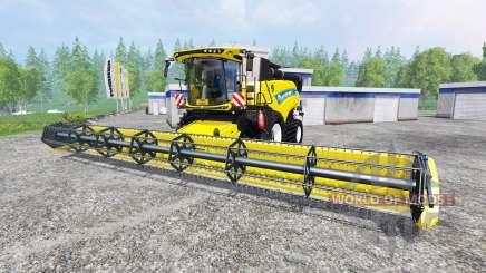 New Holland CR9.90 [edition pneus michelin] für Farming Simulator 2015