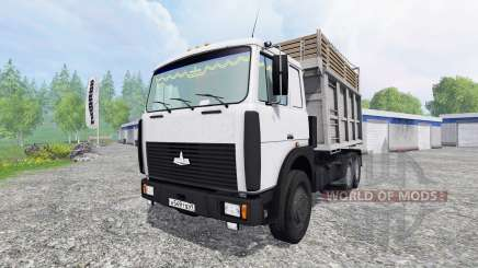MAZ-55516 für Farming Simulator 2015