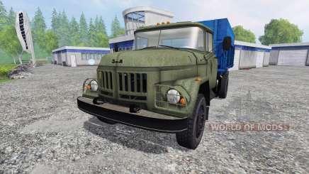 ZIL-131 2x2 pour Farming Simulator 2015