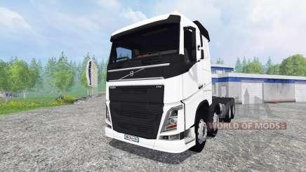 Volvo FH 8x4 pour Farming Simulator 2015