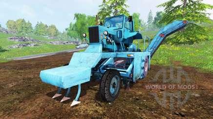 RKS-6 pour Farming Simulator 2015