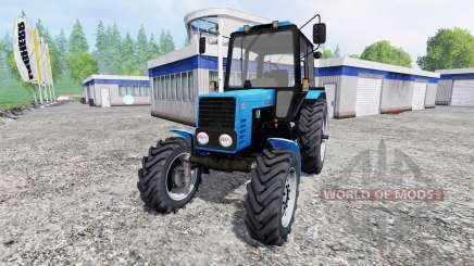 MTZ-82.1 Belarus v2.0 für Farming Simulator 2015