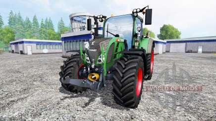 Fendt 714 Vario pour Farming Simulator 2015