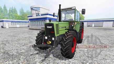 Fendt Farmer 310 LSA v3.2 pour Farming Simulator 2015