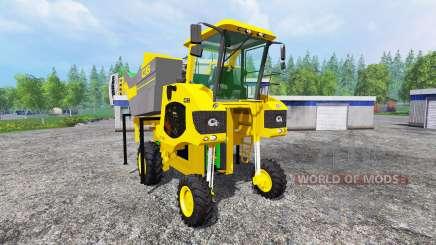 Gregoire G8.260 v0.96 für Farming Simulator 2015
