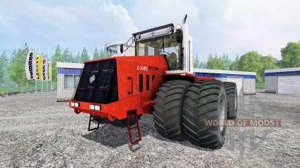 744 R3. v2.0 für Farming Simulator 2015