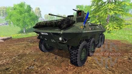 Spahpanzer Luchs pour Farming Simulator 2015