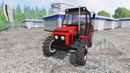 Zetor 7245 v2.0 für Farming Simulator 2015
