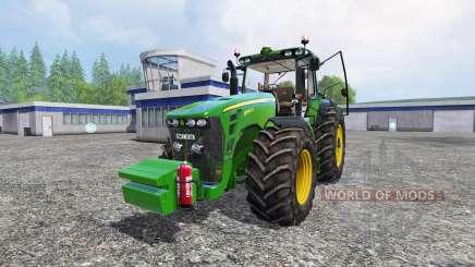 John Deere 8345R für Farming Simulator 2015