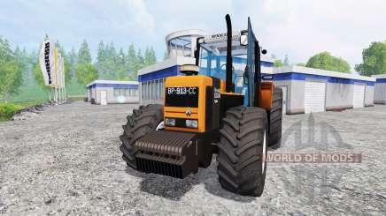 Renault 155.54 v1.3 für Farming Simulator 2015