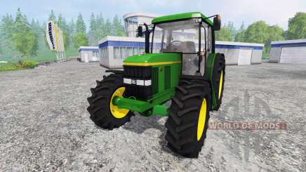 John Deere 6410 SE pour Farming Simulator 2015