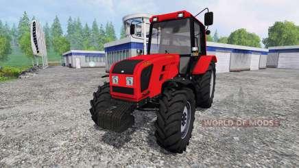 MTZ-Biélorussie 1025.4 pour Farming Simulator 2015